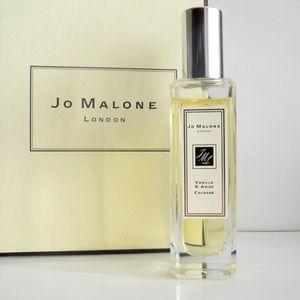 Jo Malone Makeup - Jo Malone Vanilla and Anise Cologne